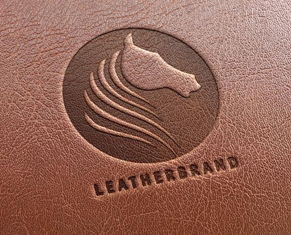 Leatherbrand Σχεδίαση Λογοτύπου