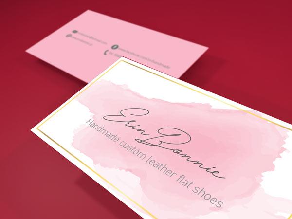 Erin Bonnie Σχεδιασμός Καρτών