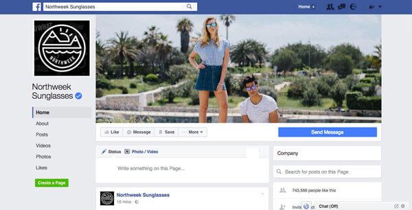 Northweek Social Media Marketing - Online Marketing (Google AdWords) - E mail Marketing