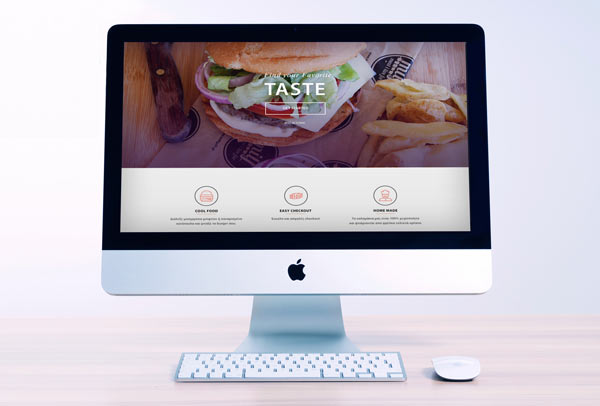 Milf Grill Web Design & Development
