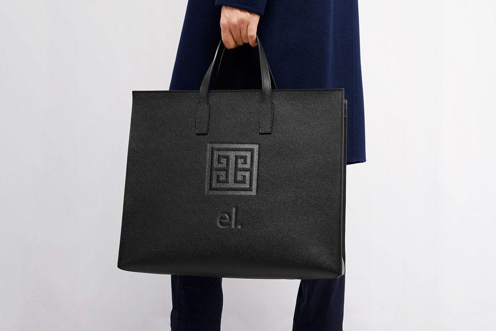 el. Bags Logo Redesign